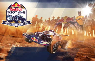 Red Bull Desert Wings University Challenge
